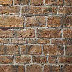 Shadow Oak Cobble Ledgestone Stone Veneer from Environmental StoneWorks Us Regions, Grill Stone, Stone Veneer, Environment, Exterior, Stone Cladding, Outdoor Rooms