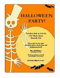 image result for halloween flyers templates free youth halloween
