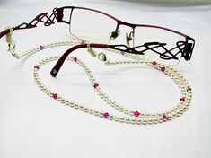 Chaîne de lunettes Lunettes de soleil Pince à corde Collier de lunettes