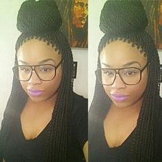 Love these braids Senegalese Twist Braids, Senegalese Twist Hairstyles, Cornrows, Dope Hairstyles, Box Braids Hairstyles, Hairstyles Videos, Winter Hairstyles, Black Hairstyles, Wedding Hairstyles