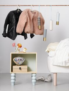 Upgrade your IKEA furniture with this super cute legs.
