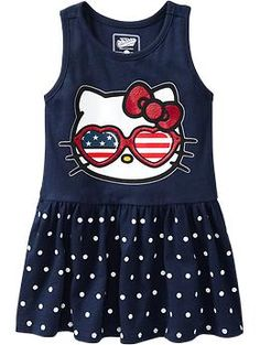 Hello Kitty® Tank Dresses for Baby | Old Navy
