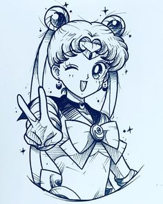 insta Insta can find Sailor moon and more on our website Sailor Moon Tattoos, Sailor Moons, Arte Sailor Moon, Sailor Moon Usagi, Moon Sketches, Drawing Sketches, Drawing Ideas, Tattoo Drawings, Art Drawings