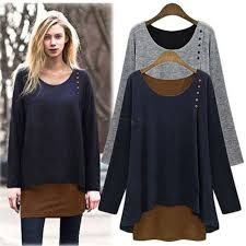Image result for womens layered tunic tops