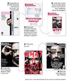 Cover Trail: Google's Secret Lab - Businessweek (23.05.2013)