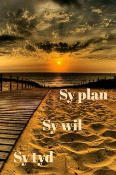 Afrikaanse Quotes, Good Morning Inspirational Quotes, Prayer Warrior, Religious Quotes, Bible Verses Quotes, Spiritual Inspiration, Heavenly Father, True Words, Sunrise
