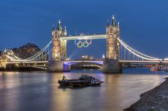 London 2012 Summer Olympics also held in 1908 and 1948 by Andrew Thomas