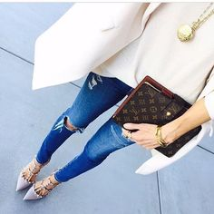 Reposting @maha_fashionblog:  Double tap and post comment below Tag your friends  Credits Goes to owner . . . #fashion #fashionaddict #stylish #instafashion #shopping #ootd #love #photooftheday #lifestyle #shoes #heels #fashionaccesories #makeup #bag #watch #dress #hair #nails  #fashionista  #fashiondaily  #hijab #instamood #instagrammers #follow4follow #like4like #hot #summer #fun #travelling #diorsunglasses