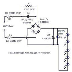 12v DC power supply circuit diagram Electrical