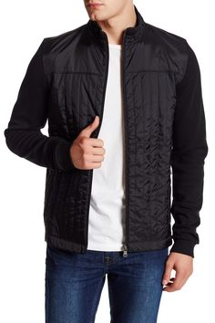 Pizzoli Zip Jacket