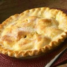 """""""Dis is a delightful dish. It is so easy to fix, I garontee!"""" - Justin Wilson - Crawfish Pie by Justin Wilson"""