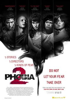 "PHOBIA 2 [5 Prang] (2009, Thailand) ""Novice,"" ""Ward,"" ""Backpackers,"" ""Salvage"" and ""In the End"" make up a collection of five horror stories."