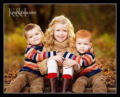 My babies' fall photos :)