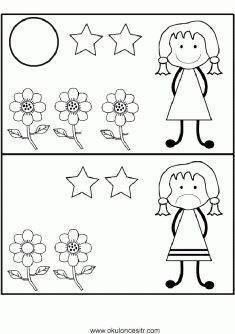 Aradaki Farkı Bulmaca Sayfaları, spot find the differences worksheets pages printables Therapy Activities, Infant Activities, Preschool Activities, Pediatric Physical Therapy, Maze Puzzles, Different Signs, Math Problem Solving, Free Printable Worksheets, Printables