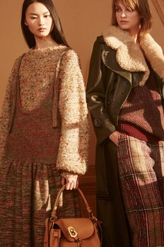 The complete Chloé Pre-Fall 2017 fashion show now on Vogue Runway. - the last gasp of the 1970's