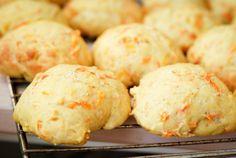Gulerodsboller med havregrød — Sesam, Sesam