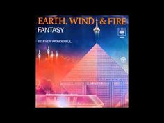 """Earth, Wind & Fire  """"Fantasy (12"""" Version)""""  All 'N All  CBS Records"""