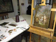 art studio kerat flanders art