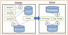 SoulrideR BLOG :: MySQL Replication TEST 정리