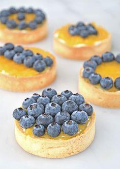 Cake & Co, Pie Cake, Sweets Recipes, Baking Recipes, Desserts, Pie Crumble, Mini Tart, Mini Cheesecakes, Comfort Food