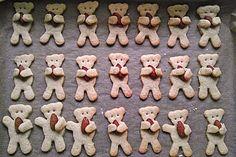 teddy nuss kekse