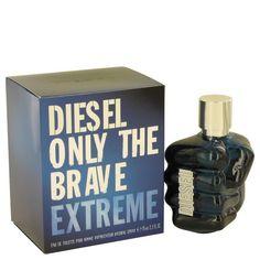 2798c175766 Only The Brave Extreme by Diesel Eau De Toilette Spray 2.5 oz for Men