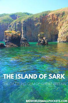 Sark UK British Isles Travel