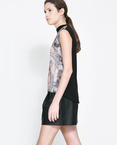 PRINTED T - SHIRT - Woman - New this week | ZARA United States