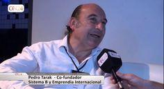 Cofundador Sistema B Pedro Tarak