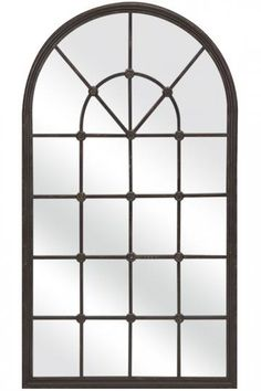 powell wall mirror window mirror arched mirror tall mirror