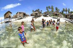 Semporna islands of Borneo  Photo: cedeprudente.com