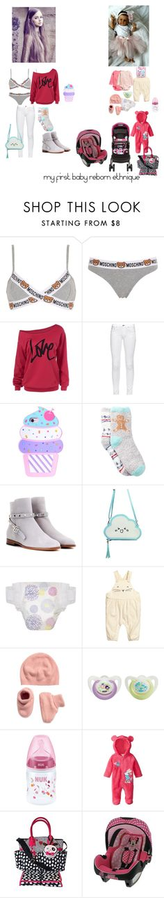 """""""shopping chritmas"""" by baby-sweet971 on Polyvore featuring Moschino, rag & bone, Free Press, Valentino, The Honest Company, Disney and Betsey Johnson"""