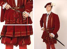 Elizabethan Era Clothing For Men Peasant