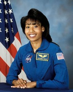Stephanie Diana Wilson (born September 27, 1966 in Boston, Massachusetts) is an American engineer and a NASA astronaut. She flew on her first mission in space on board the Space Shuttle mission STS-121, and is the second African American woman to go into space, after Mae Jemison.