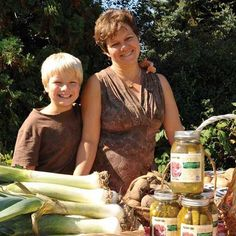 Looking for at-home business ideas? Try a home-based business using your kitchen and creating 'farm fresh to you' products.