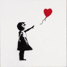 Balloon Girl, via Flickr.
