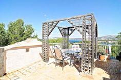 Trevlig lägenhet med underbar vy i Santa Ponsa