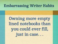 Empty Notebooks
