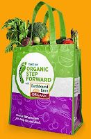 Frugal Mom and Wife: Free Earthbound Farm Reusable Shopping Bag! First 2,500!