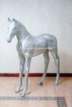 Horse Statues And Sculpt