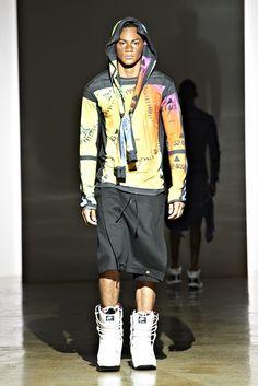 Hood by Air Men's RTW Spring 2014 - Slideshow - Runway, Fashion Week, Reviews and Slideshows - WWD.com