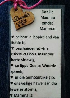 Quote Afrikaans Happy Mother Day Quotes, Mother Day Wishes, Happy B Day, Happy Mothers Day, Mom Quotes, Qoutes, Boss Wallpaper, Afrikaanse Quotes, Goeie More