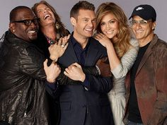 American Idol cast