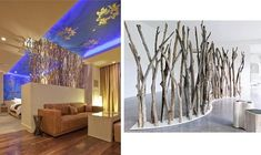 Image detail for -natural tree branch as part of home decor 3 » Tree Branches as Part ...