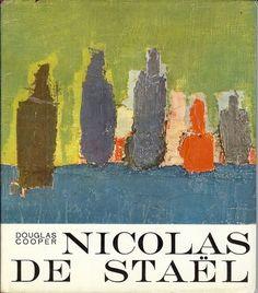 Nicolas De Stael Masters And Movements By Douglas Cooper