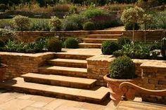 Image result for giardino terrazzato