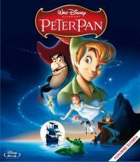 Disney Klassikko 14: Peter Pan (Blu-ray) 12,95€
