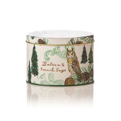 Balsam & French Sage Nathalie Lete Decorative Tin Candle