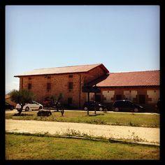Edificación principal de la Hacienda el Ternero