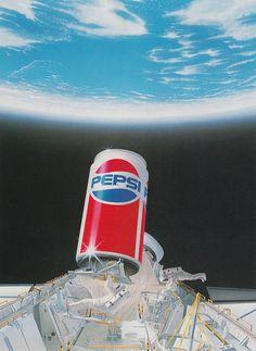 Haruo Ishioka '89 #art #pepsi #80s